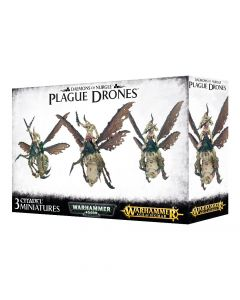 Warhammer: Daemons of Nurgle: Plague Drones of Nurgle