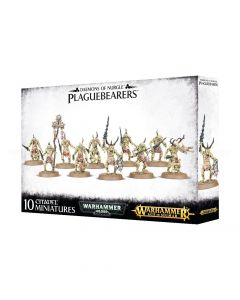 Warhammer: Plaguebearers of Nurgle