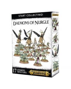 Warhammer AoS: Start Collecting! Daemons of Nurgle