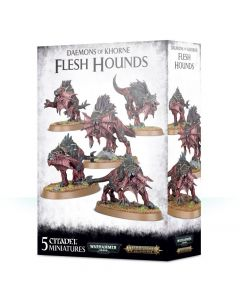 Warhammer: Daemons of Khorne: Flesh Hounds