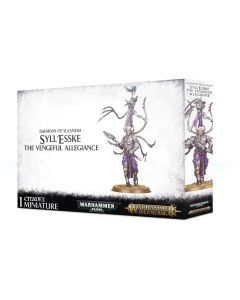 Warhammer AoS: Daemons of Slaanesh: Syll'Esske: The Vengeful Allegiance