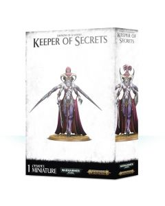 Warhammer AoS: Daemons of Slaanesh: Keeper of Secrets