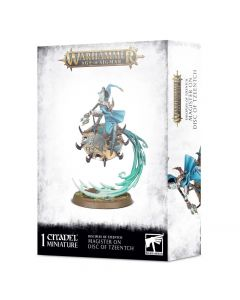 Warhammer AoS: Disciple of Tzeentch: Magister on Disc of Tzeentch