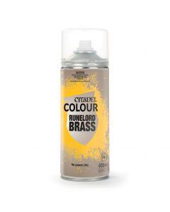 Citadel Spray: Runelord Brass