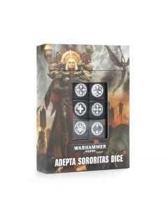 Warhammer 40k: Adepta Sororitas Dice Set