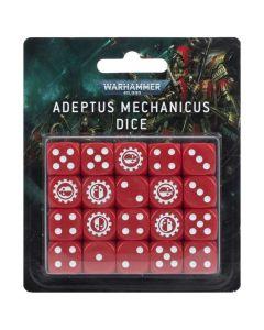 Warhammer 40k: Adeptus Mechanicus: Dice Set