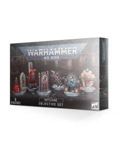 Warhammer 40k: Battlezone Manufactorum: Objectives