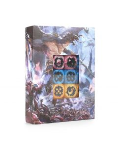 Warhammer AoS: Disciple of Tzeentch Dice Set