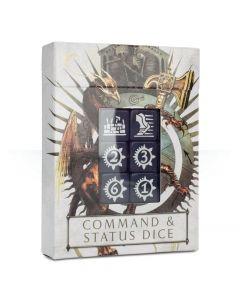 Warhammer AoS: Command & Status Dice
