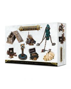 Warhammer AoS: Shattered Dominion Objectives