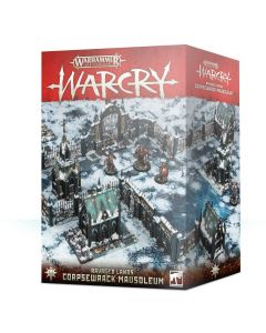 Warcry: Ravaged Lands: Corpsewrack Mausoleum