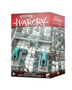 Warcry: Ravaged Lands: Shattered Stormvault