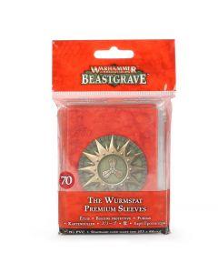 Warhammer Underworlds: Beastgrave: The Wurmspat Premium Sleeves