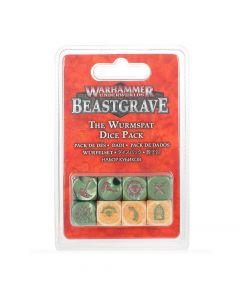Warhammer Underworlds: Beastgrave: The Wurmspat Dice Set