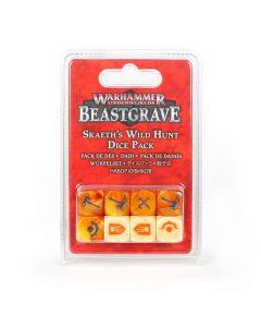 Warhammer Underworlds: Beastgrave: Skaeth's Wild Hunt Dice Pack