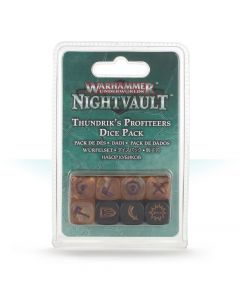 Warhammer Underworlds: Nightvault: Thundrik's Profiteers Dice