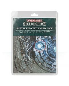 Warhammer Underworlds: Shadespire: Shattered City Board Pack