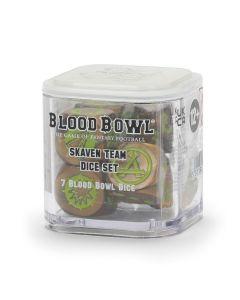 Blood Bowl: Skaven Team Dice Set