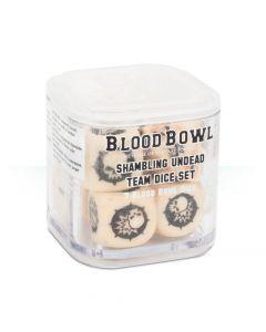 Blood Bowl: Undead Team Dice Set