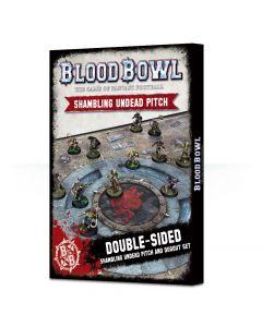 Blood Bowl: Undead Pitch & Dugouts