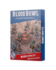 Blood Bowl: Necromantic Horror Pitch & Dugouts