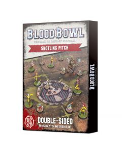 Blood Bowl: Snotling Pitch & Dugout
