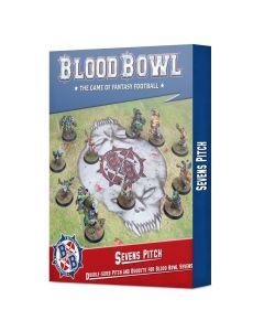 Blood Bowl: Sevens Pitch & Dugouts