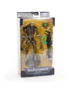 Warhammer 40k: Necron Warrior Action Figure