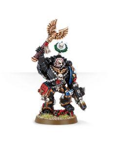 Warhammer 40k: Space Marines: Ultramarines: Chaplain Cassius