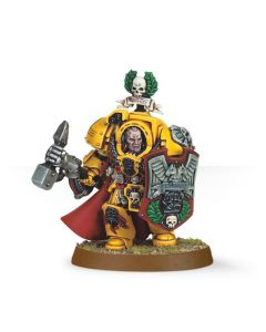 Warhammer 40k: Imperial Fists: Captain Lysander
