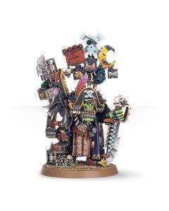 Warhammer 40k: Orks: Kaptin Badrukk