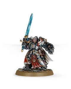 Warhammer 40k: Grey Knights: Brother Captain Stern