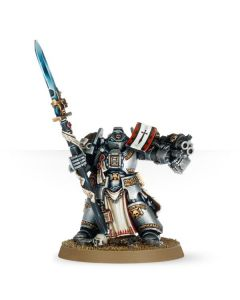 Warhammer 40k: Grey Knights: Brother Captain