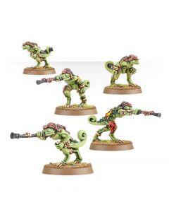 Warhammer AoS: Seraphon: Chameleon Skinks
