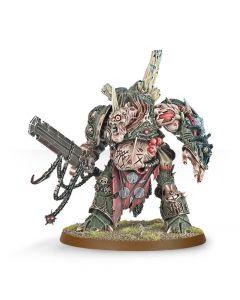 Warhammer 40k: Nurgle Daemon Prince