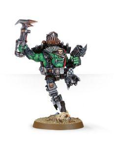 Warhammer 40k: Orks: Boss Zagstruk
