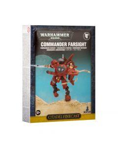 Warhammer 40k: Tau Empire: Commander Farsight