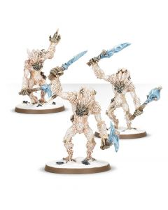 Warhammer AoS: Beastclaw Raiders: Icefall Yhetees