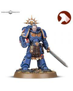 Warhammer 40k: Space Marines: Lieutenant Amulius
