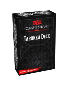 D&D: Tarokka Deck: Curse of Strahd
