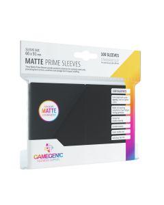Matte Prime Sleeves: Black