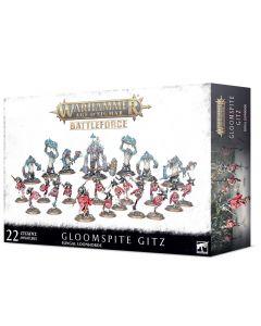 Warhammer AoS: Battleforce: Gloomspite Gitz Fungal Loonhorde