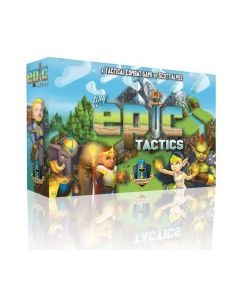 Tiny Epic Tactics + Maps Expansion