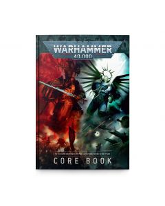 Warhammer 40k: Rulebook (9th Edition)