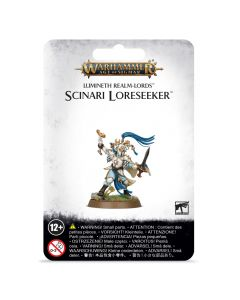 Warhammer AoS: Lumineth Realm-Lords: Scinari Loreseeker