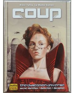 Coup - Box Cover
