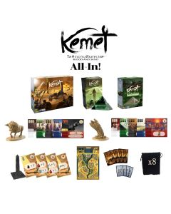 Kemet: Blood and Sand ALL IN (Thai/English version)