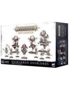 Warhammer AoS: Battleforce: Kharadron Overlords Barak-Nar Skyfleet