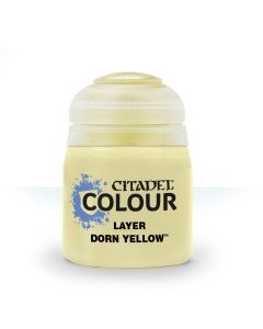 Citadel Layer Paint: Dorn Yellow