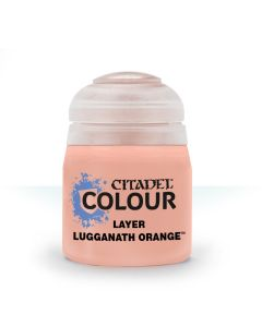 Citadel Layer Paint: Lugganath Orange